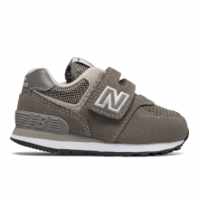 Hook and Loop 574 Core Kids' Infant and Toddler Lifestyle Shoes by New Balance in San Diego Ca