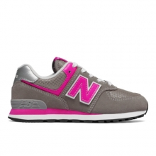 574 Core Kids Girls Grade School Lifestyle Shoes by New Balance