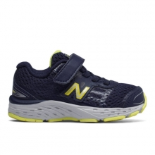 Hook and Loop 680v5 Kids' Infant and Toddler Running Shoes by New Balance in Fort Smith Ar
