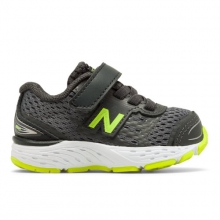 Hook and Loop 680v5 Kids' Infant and Toddler Running Shoes by New Balance in Delta Bc