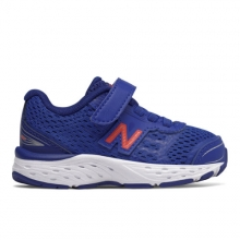 Hook and Loop 680v5 Kids' Infant and Toddler Running Shoes by New Balance in Tucson Az