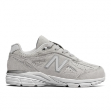 990v4 Kids' Pre-School Running Shoes by New Balance