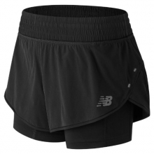 81263 Women's 4 Inch Impact Short by New Balance in Rogers AR