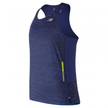 New Balance 81223 Men's Printed NB Ice 2.0 Singlet