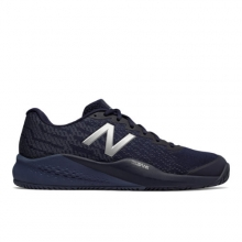 996v3 Tournament Men's Tennis Shoes by New Balance in Mystic Ct