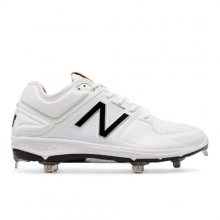Metal 3000v3 Men's LOW-CUT CLEATS Shoes by New Balance in Fort Smith Ar