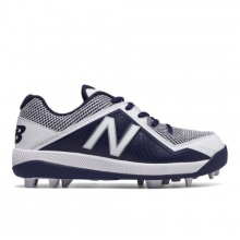 Junior 4040v4 Rubber Molded Kids Boys Baseball Shoes by New Balance in Anchorage Ak