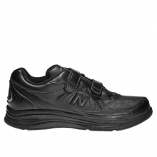Hook and Loop 577 Men's Walking Shoes
