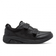 Hook and Loop Leather 928 v3 Men's Walking Shoes by New Balance in Raleigh NC