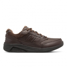 Leather 928v3 Men's Walking Shoes by New Balance in College Station TX