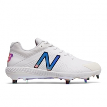 Low-Cut Fuse1 Metal Cleat Women's Softball Shoes by New Balance