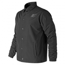 New Balance 81590 Men's Classic Coaches Jacket by New Balance in Mystic Ct