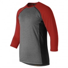 New Balance 650 Men's 3/4 Sleeve 4040 Compression Top by New Balance in Palo Alto CA