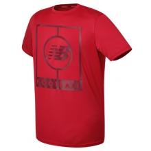 New Balance 810206 Men's Elite Tech Training Short Sleeve Graphic Jersey by New Balance