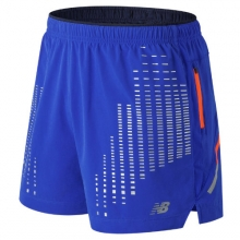 New Balance 81262 Men's Reflective Impact 5 Inch Short by New Balance in Fayetteville Ar