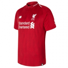 New Balance 839827 Men's LFC Mens Mane Home Short Sleeve EPL Patch Jersey by New Balance