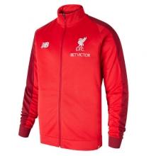New Balance 831037 Men's Liverpool FC Elite Training Presentation Jacket by New Balance