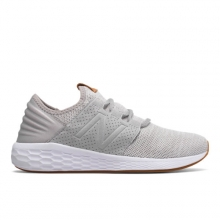 Fresh Foam Cruz v2 Knit Women's Neutral Cushioned Shoes by New Balance