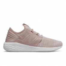 Fresh Foam Cruz v2 Knit Women's Neutral Cushioned Shoes by New Balance in Encinitas Ca