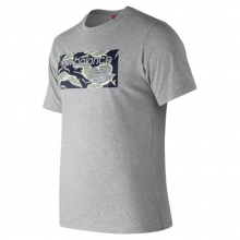 New Balance 83565 Men's NB Athletics Camp Tee by New Balance in Mystic Ct