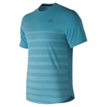 New Balance 83250 Men's Q Speed Jacquard Short Sleeve by New Balance in Tucson Az