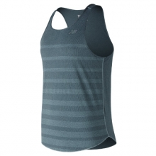 New Balance 83251 Men's Q Speed Jacquard Tank by New Balance in Fresno Ca