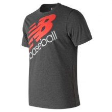 New Balance 83702 Men's NB Baseball Heather Tech Tee