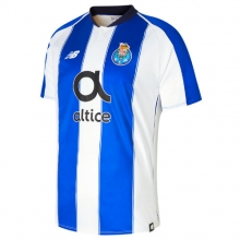 New Balance 830107 Men's FC Porto Home Short Sleeve Jersey