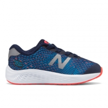 Fresh Foam Arishi NXT Slip-On Kids' Infant and Toddler Running Shoes by New Balance in Mystic Ct