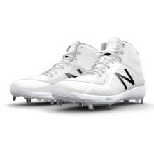 NB1 Mid-Cut 4040 v4 Metal Cleat Men's & Women's Shoes