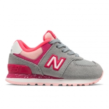 574 Kids' Infant and Toddler Lifestyle Shoes by New Balance