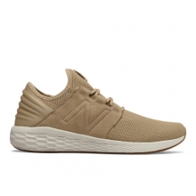 Fresh Foam Cruz v2 Nubuck Men's Neutral Cushioned Shoes by New Balance in Roseville Ca
