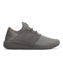 Fresh Foam Cruz v2 Nubuck Men's Neutral Cushioned Shoes by New Balance in Albuquerque NM