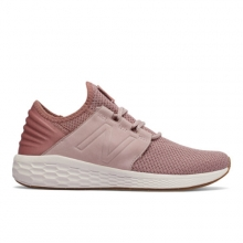 Fresh Foam Cruz v2 Nubuck Women's Neutral Cushioned Shoes by New Balance in Berkeley Ca