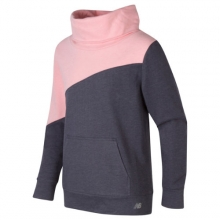 New Balance 17368 Kids' Funnel Neck Pullover by New Balance