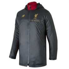 b39fdbf594663 New Balance 831281 Men's Liverpool FC Managers Jacket by New Balance