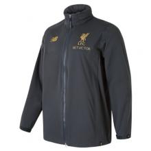 New Balance 831283 Men's Liverpool FC Managers Rain Jacket by New Balance
