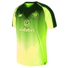 New Balance 830085 Men's Celtic FC 3rd Short Sleeve Jersey by New Balance