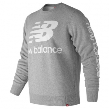 New Balance 83573 Men's Essentials NB Logo Crew by New Balance in Palo Alto CA