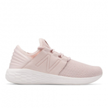 Fresh Foam Cruz v2 Nubuck Women's Neutral Cushioned Shoes by New Balance in Burbank Ca