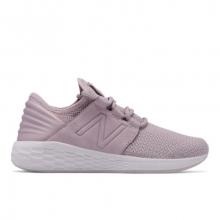 Fresh Foam Cruz v2 Nubuck Women's Neutral Cushioned Shoes by New Balance