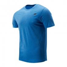 New Balance 73080 Men's Heather Tech Short Sleeve by New Balance in Wilmington NC