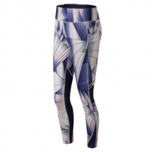 83229 Women's Printed Impact Tight by New Balance in Fresno Ca