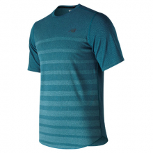 New Balance 83250 Men's Q Speed Jacquard Short Sleeve by New Balance in Colorado Springs CO