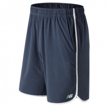 83402 Men's 9 Inch Tournament Short by New Balance in Mystic Ct