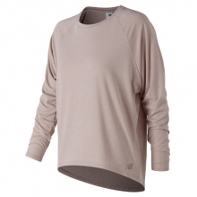 83458 Women's NB Release Open Back Long Sleeve by New Balance