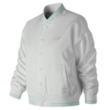 New Balance 91575 Women's Essentials Stadium Jacket by New Balance in Mystic Ct