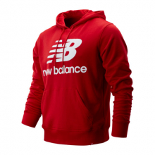 New Balance 91547 Men's Essentials Stacked Logo Po Hoodie by New Balance in Cordova TN