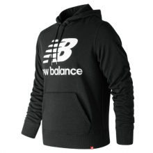 New Balance 91547 Men's Essentials Stacked Logo Po Hoodie by New Balance in Annapolis MD