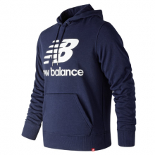 New Balance 91547 Men's Essentials Stacked Logo Po Hoodie by New Balance in Merrillville IN